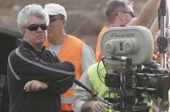 Almodovar has a home in the USA