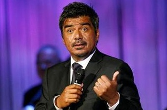 """George Lopez to team up with Chan in """"Spy"""""""